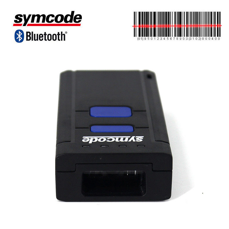 ABS Plastic 1D CCD Barcode Scanner Support Insert With Instant Upload Mode